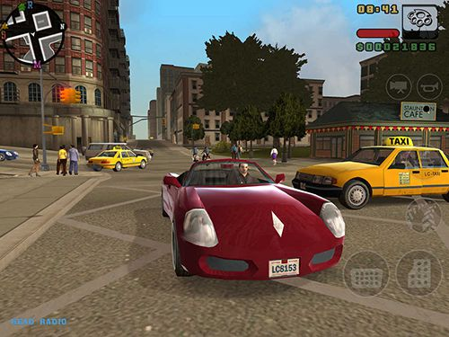 iPhone、iPad および iPod 用のGrand theft auto: Liberty city storiesの無料ダウンロード。