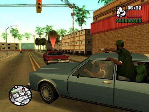 Download Grand Theft Auto: San Andreas iPhone free game.