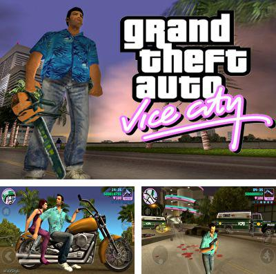 In addition to the game SpongeBob Marbles & Slides for iPhone, iPad or iPod, you can also download Grand Theft Auto: Vice City for free.