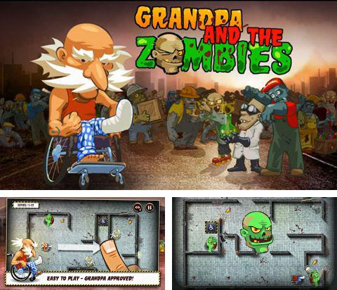 En plus du jeu La Fuite du Volcan pour iPhone, iPad ou iPod, vous pouvez aussi télécharger gratuitement Le Papi Zombie: Prends Soin de Ton Cerveau!, Grandpa and the zombies: Take care of your brain!.