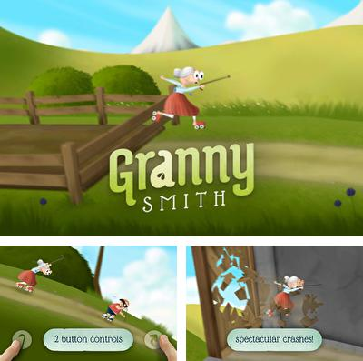 In addition to the game Reckless Racing 2 for iPhone, iPad or iPod, you can also download Granny Smith for free.