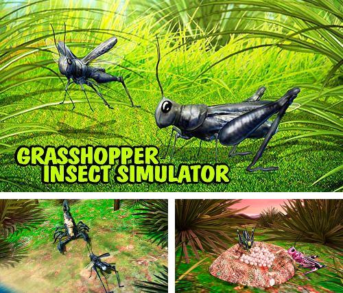 In addition to the game Gravity blocks: The last rotation for iPhone, iPad or iPod, you can also download Grasshopper insect simulator for free.