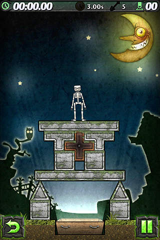Download Graveyard shift iPhone free game.