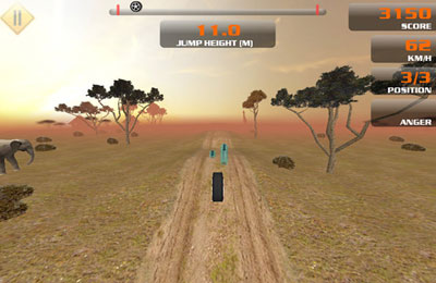 Screenshots do jogo GraviTire 3D para iPhone, iPad ou iPod.