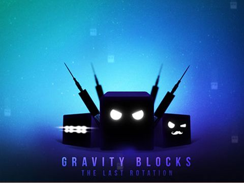 Gravity blocks: The last rotation