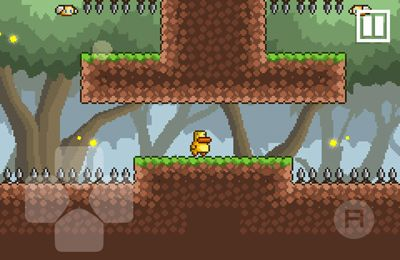 Screenshots do jogo Gravity Duck para iPhone, iPad ou iPod.