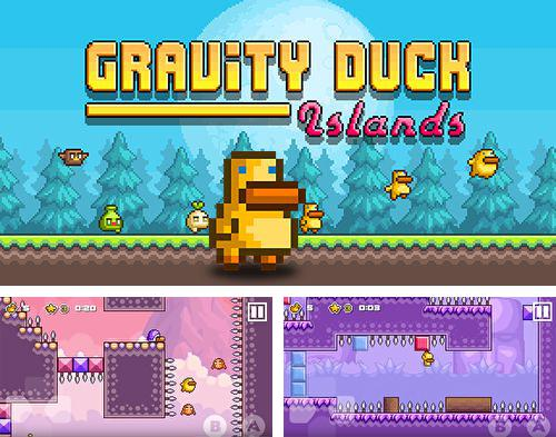 In addition to the game Prison Break for iPhone, iPad or iPod, you can also download Gravity duck: Islands for free.