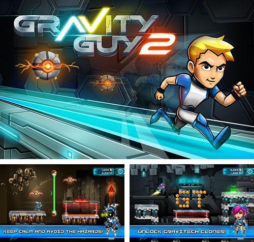 Download Gravity guy 2 iPhone free game.