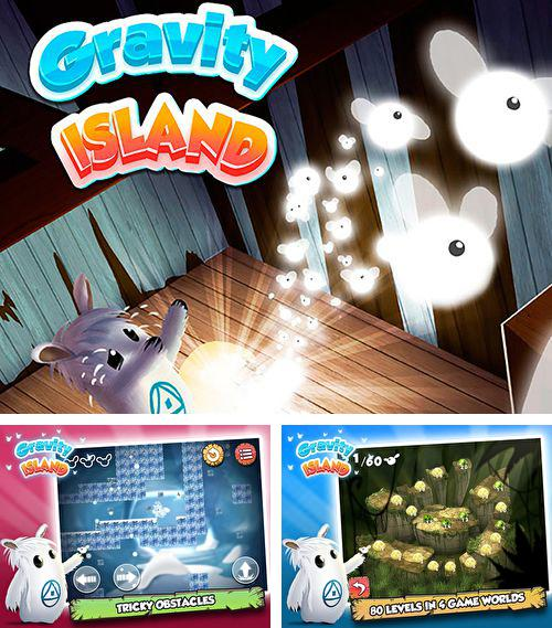 In addition to the game Cooking fever for iPhone, iPad or iPod, you can also download Gravity island for free.