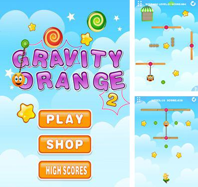 In addition to the game Temple Run: Brave for iPhone, iPad or iPod, you can also download Gravity Orange 2 for free.
