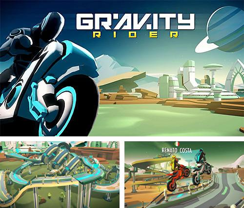 Скачать Gravity rider: Power run на iPhone бесплатно