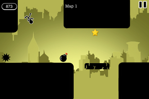 Descarga gratuita de Gravity Stick para iPhone, iPad y iPod.