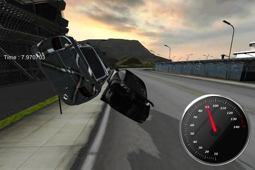 Screenshots of the GRD 3: Grid race driver game for iPhone, iPad or iPod.