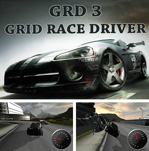 In addition to the game Galaxy on Fire – Alliances for iPhone, iPad or iPod, you can also download GRD 3: Grid race driver for free.