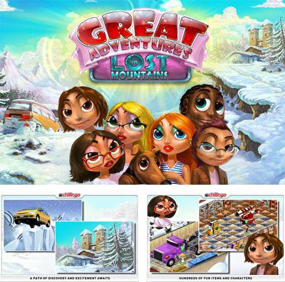 In addition to the game Sprint Driver for iPhone, iPad or iPod, you can also download Great Adventures for free.