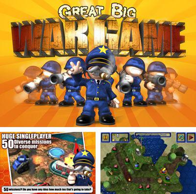In addition to the game Snowboard party for iPhone, iPad or iPod, you can also download Great Big War Game for free.