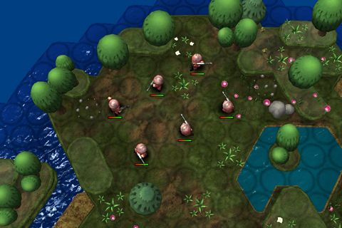 Téléchargement gratuit de Great little war game pour iPhone, iPad et iPod.
