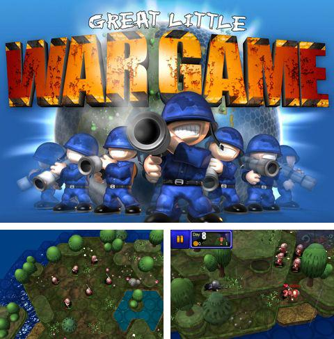 In addition to the game Ancient Battle: Rome for iPhone, iPad or iPod, you can also download Great little war game for free.