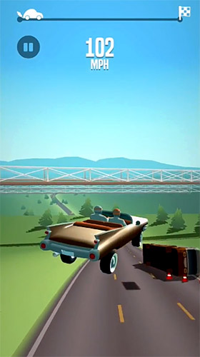 Download Great race: Route 66 iPhone free game.