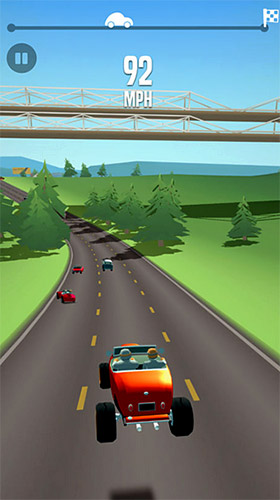 Descarga gratuita de Great race: Route 66 para iPhone, iPad y iPod.