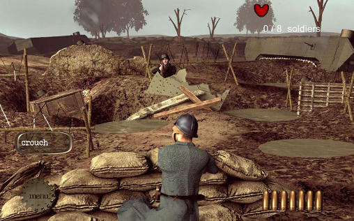 Free Great war: Adventure download for iPhone, iPad and iPod.