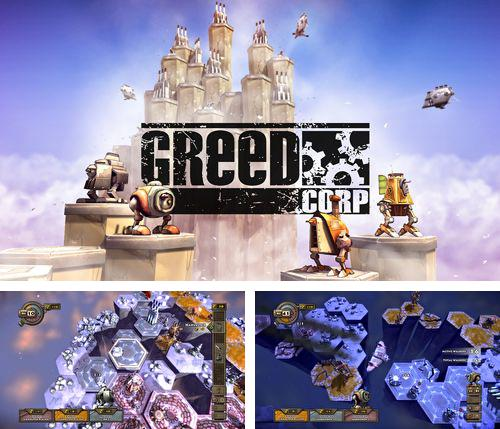 In addition to the game Counter Strike for iPhone, iPad or iPod, you can also download Greed corp for free.