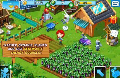 Green Farm 2 iPhone game - free  Download ipa for iPad