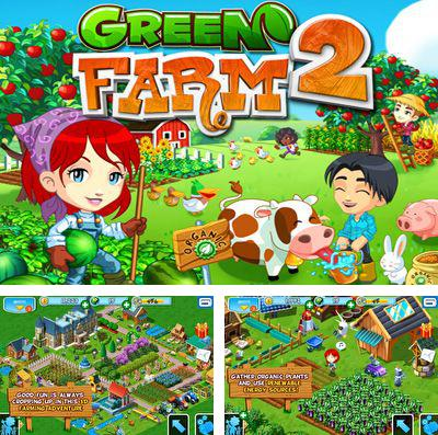 In addition to the game Edge of oblivion: Alpha squadron 2 for iPhone, iPad or iPod, you can also download Green Farm 2 for free.
