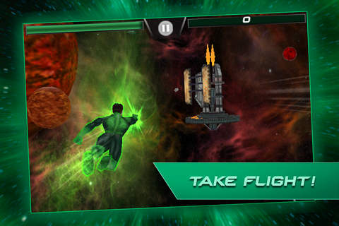 iPhone、iPad および iPod 用のGreen lantern: Rise of the manhuntersの無料ダウンロード。