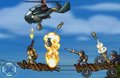 Download GreenBerets iPhone free game.
