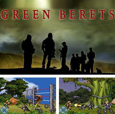 In addition to the game Toca: Robot lab for iPhone, iPad or iPod, you can also download GreenBerets for free.