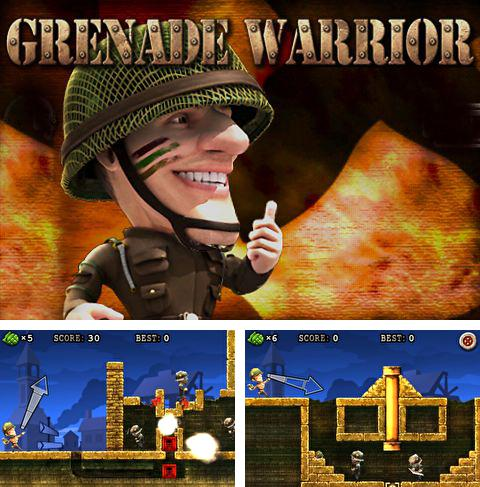In addition to the game Moops for iPhone, iPad or iPod, you can also download Grenade warrior for free.