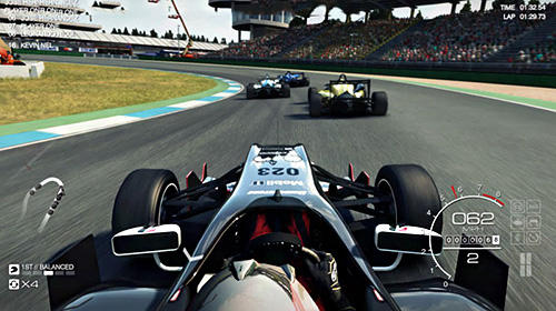 Free Grid autosport download for iPhone, iPad and iPod.