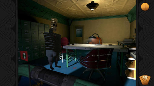 Download Grim fandango: Remastered iPhone free game.