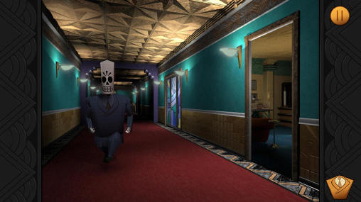 Free Grim fandango: Remastered download for iPhone, iPad and iPod.
