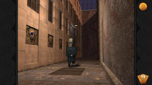 Screenshots do jogo Grim fandango: Remastered para iPhone, iPad ou iPod.