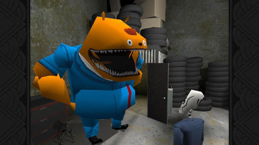 Screenshots of the Grim fandango: Remastered game for iPhone, iPad or iPod.