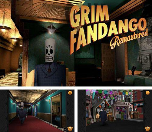 In addition to the game After Earth for iPhone, iPad or iPod, you can also download Grim fandango: Remastered for free.