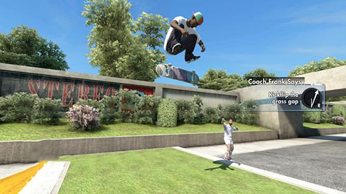 Download Grind skateboard '16 iPhone free game.