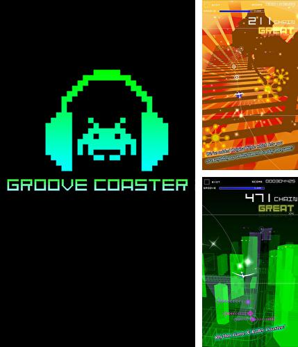 In addition to the game Dog world 3D: My dalmatian for iPhone, iPad or iPod, you can also download Groove coaster for free.