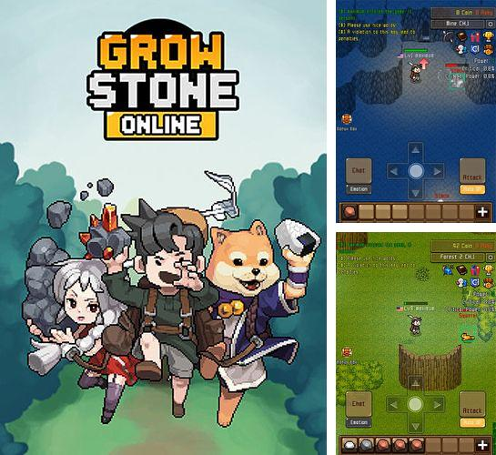 In addition to the game KnightScape for iPhone, iPad or iPod, you can also download Grow stone online: Idle RPG for free.