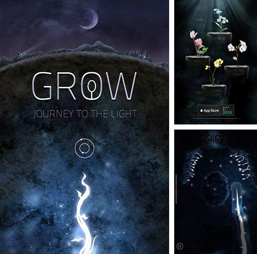 In addition to the game Nitro Chimp for iPhone, iPad or iPod, you can also download Grow:Journey to the light for free.
