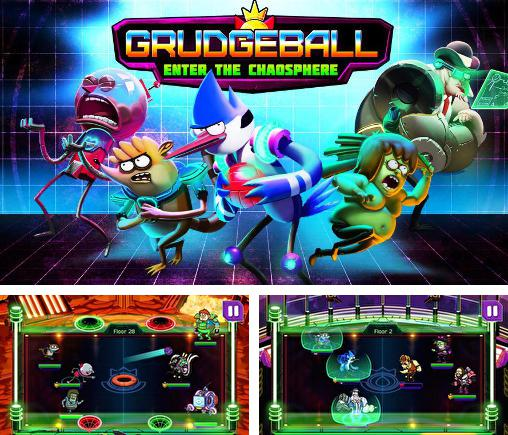 In addition to the game iDaggers for iPhone, iPad or iPod, you can also download Grudgeball: Enter the Chaosphere for free.