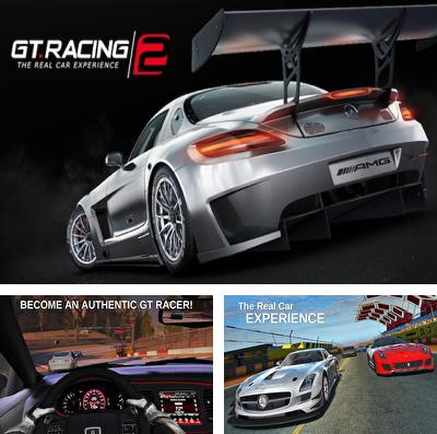 In addition to the game Galcon legends for iPhone, iPad or iPod, you can also download GT Racing 2: The Real Car Experience for free.