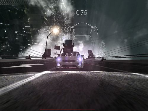 Игра Need For Speed Undercover для iPhone