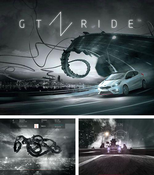 In addition to the game Caribbean Racing Sailing multiplayer for iPhone, iPad or iPod, you can also download GT ride for free.