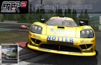 Download GTR2 iPhone free game.