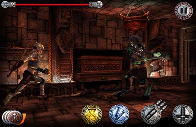 Capturas de pantalla del juego Guardians: The Last Day of the Citadel para iPhone, iPad o iPod.