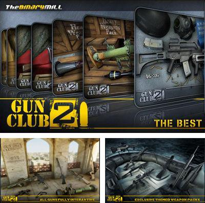 In addition to the game F-Sim Space Shuttle for iPhone, iPad or iPod, you can also download Gun Club 2 for free.