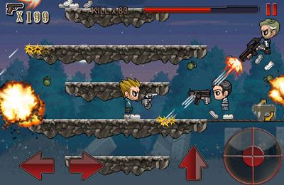 Capturas de pantalla del juego Gun Master para iPhone, iPad o iPod.
